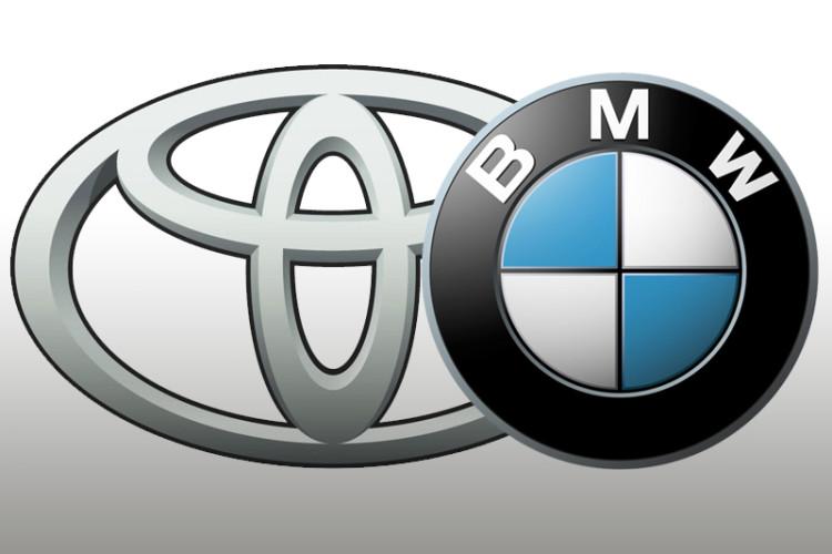 БМВ и Тоёта разрабатывают общую модель автомобиля
