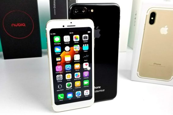 Профессионалы сравнили напрочность iPhone 8 Plus иGalaxy Note 8