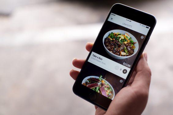 Компания Uber планирует доставлять еду в24 государствах мира