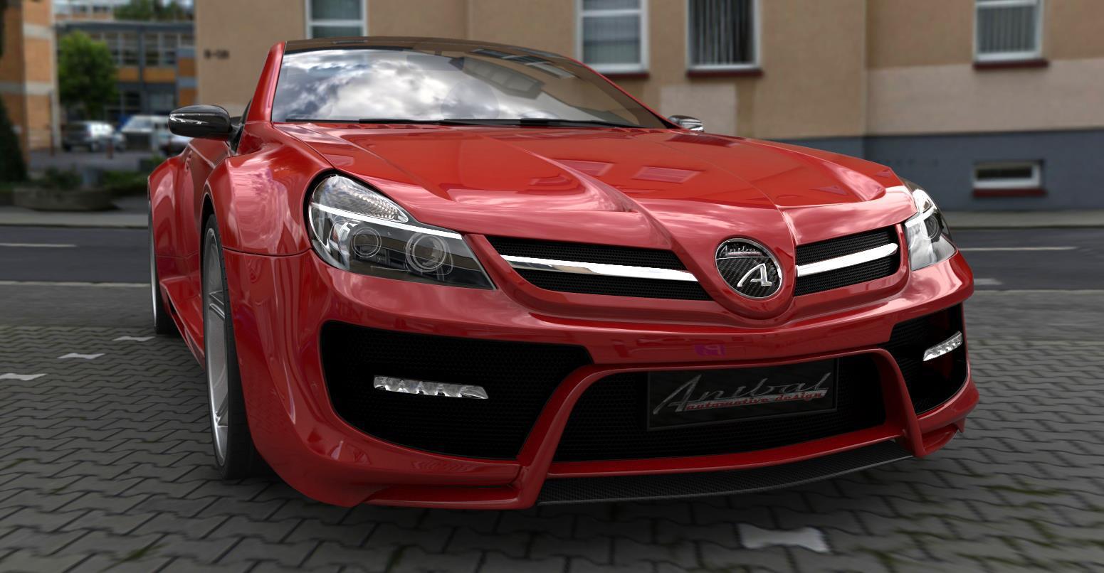 Anibal Automotive создаст собственный спорткар набазе Порш 911 Turbo S