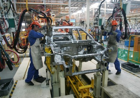В Белоруссии построят завод Geely до конца года