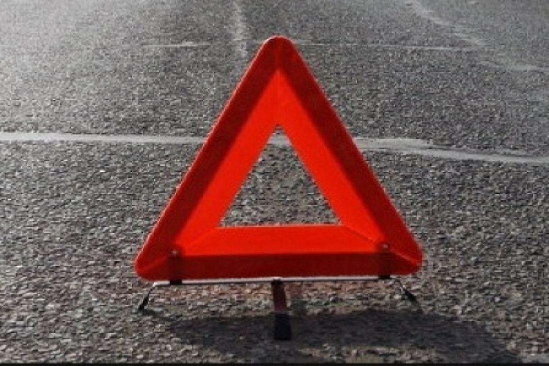 НаПриморском шоссе столкнулись 4 автомобиля