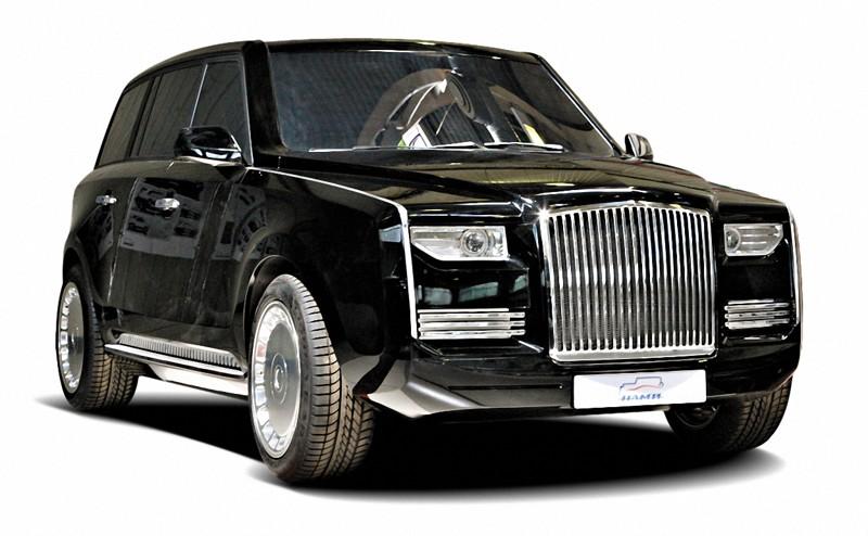 Первые автомобили проекта «Кортеж» появятся в последующем 2017г