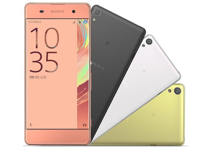 Разработчики сообщают о выходе смартфона Sony Xperia XZ