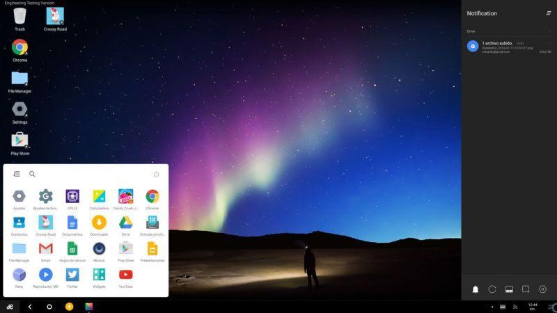Андроид иChromeOS объединятся вAndromeda 4октября