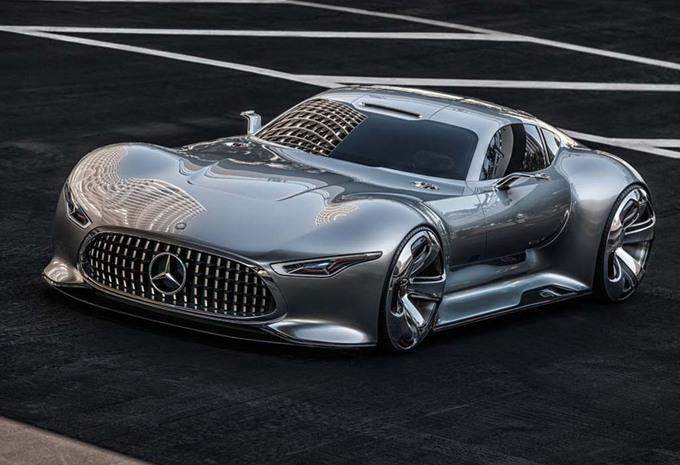 Гиперкар Mercedes-AMG Project One планируют выпускать вАнглии