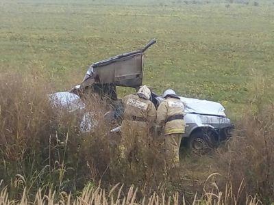 ВБашкирии опрокинулся ВАЗ 21099: есть погибшая
