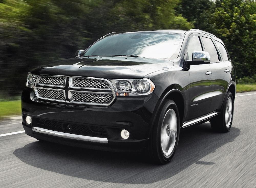 Фиат Chrysler отзывает неменее 710 000 вседорожников