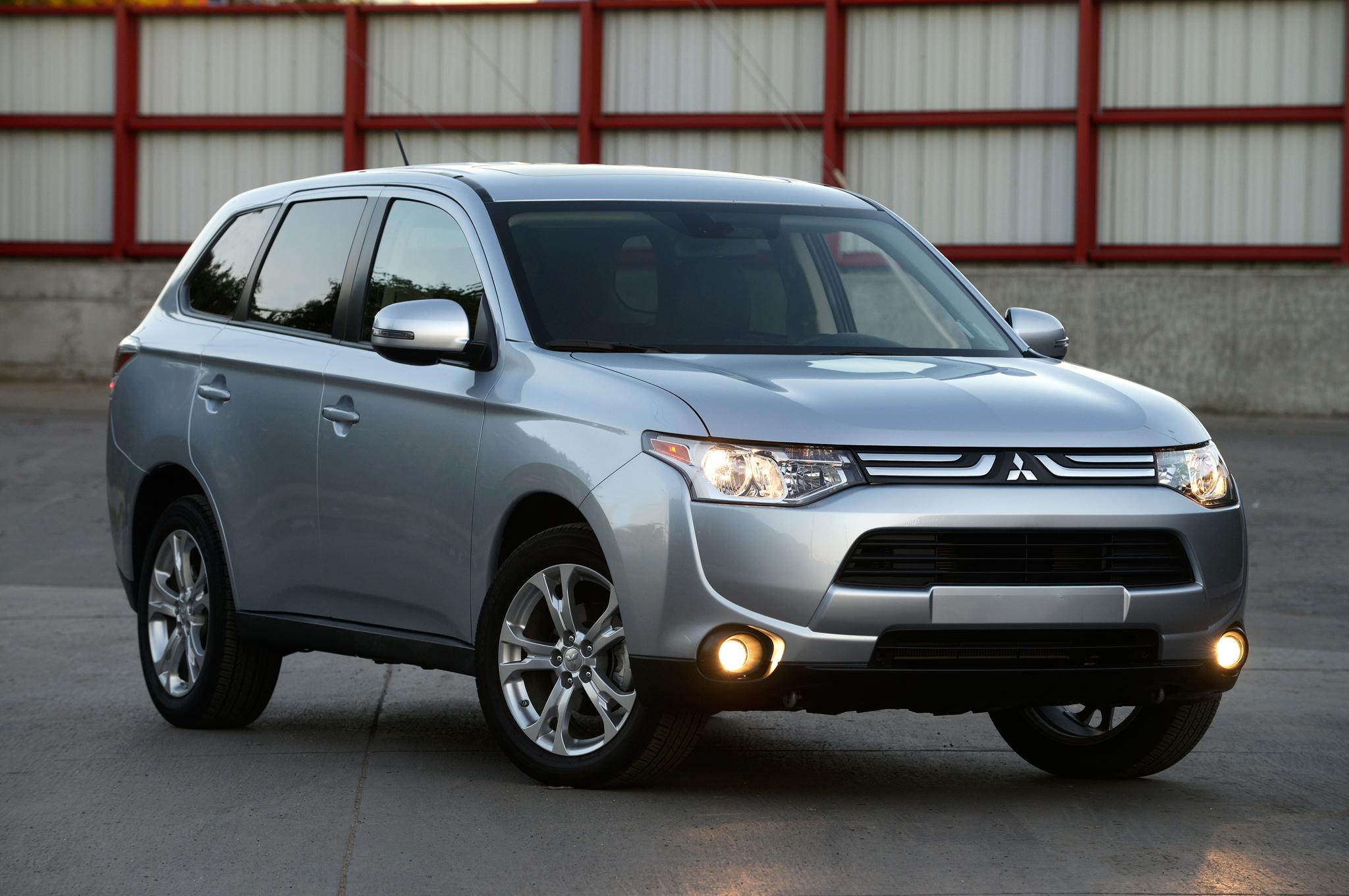 Продажи Mitsubishi на российском рынке выросли в 1,6 раза