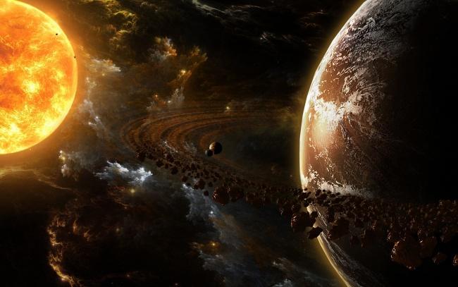 Ученые вхождение Земли в пояс астроида грозит гибелью человечества