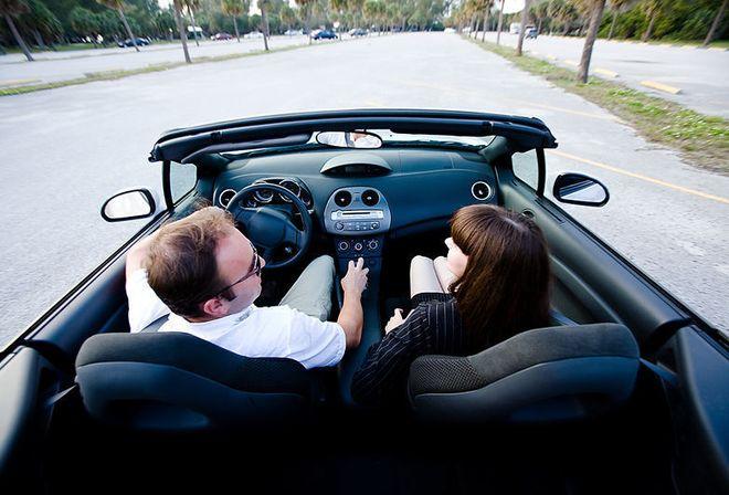 Ученые провели исследование сексуального поведения вавтомобилях