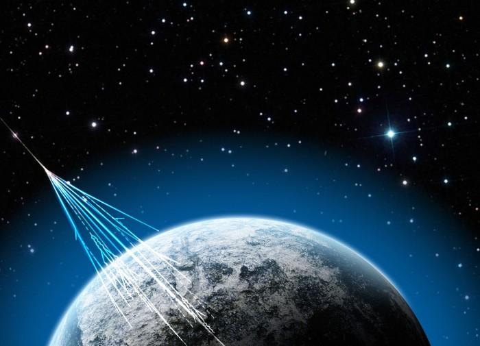 Космическое излучение может поспособствовать возникновению инопланетной жизни