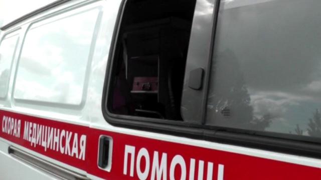 Шофёр легковушки наГорького погиб, врезавшись вавтобус