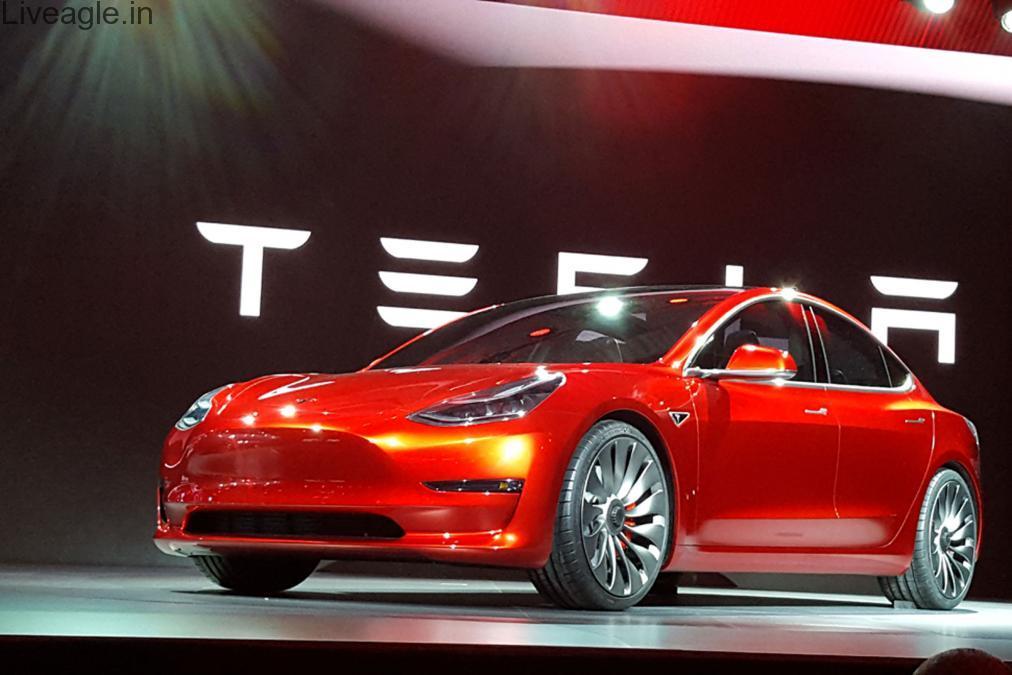 Илон Маск показал процесс производства Tesla Model 3