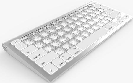 Навидео засветился прототип новой клавиатуры Apple скнопками-дисплеями