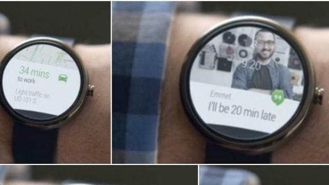 В начале будущего года Google представит собственные умные часы