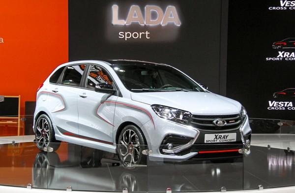 Срок запуска впроизводство— lada XRAY Sport class=