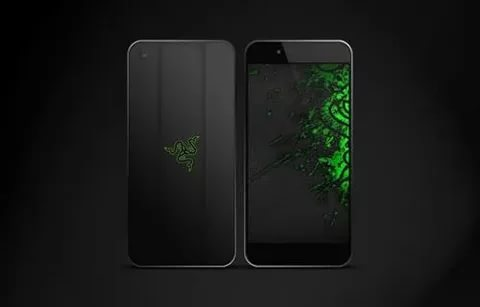 Razer Phone впервый раз нафото