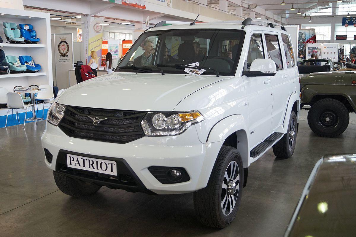 UAZ Патриот увеличил темпы продаж ипопал впрестижный сентябрьский рейтинг