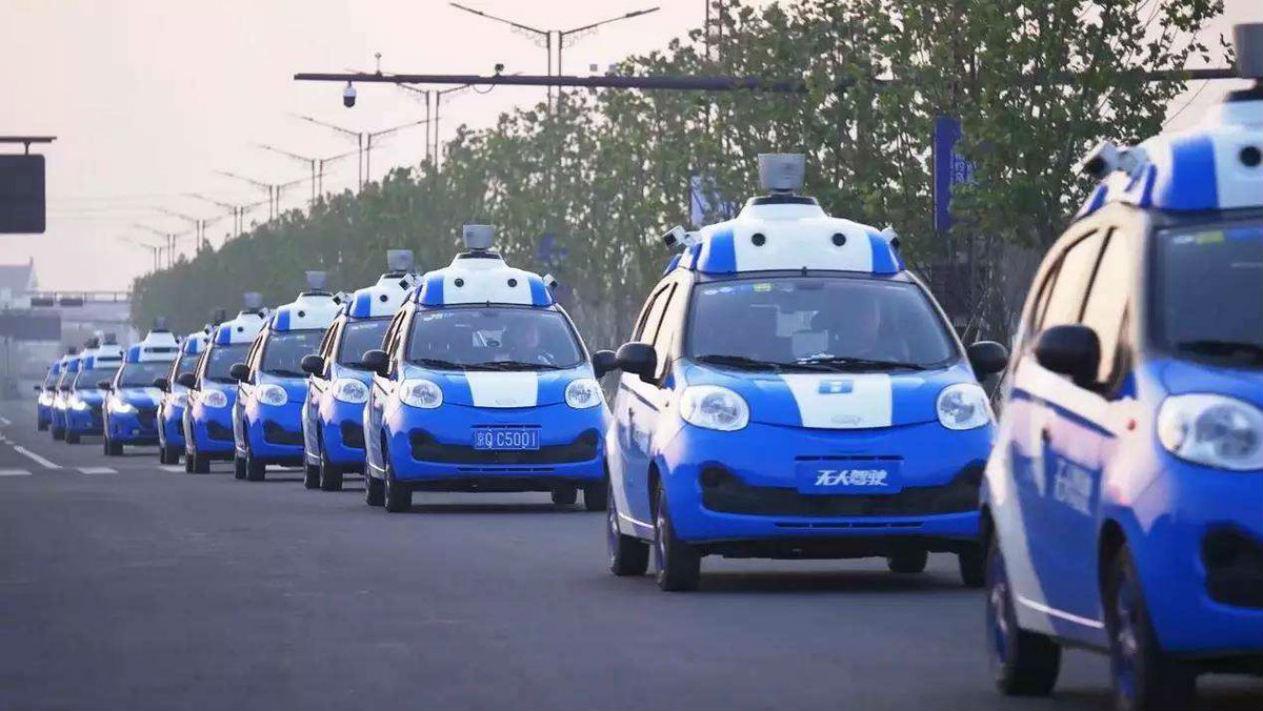 К 2019 Baidu начнет массовое производство автономных авто