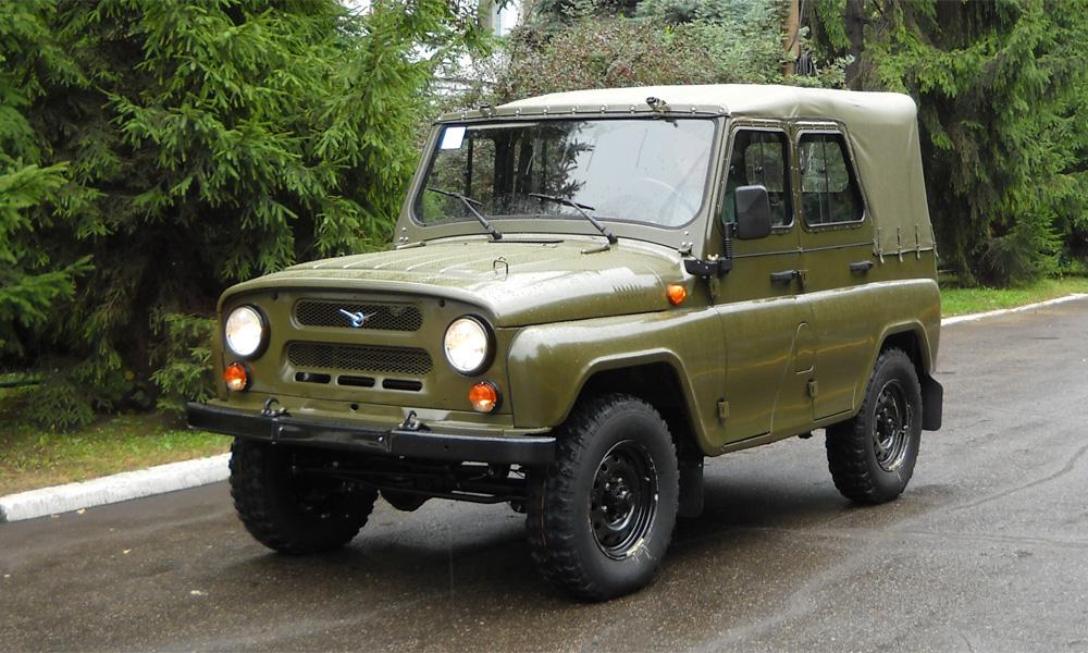 Автомобили «УАЗ» планируют собирать вКазахстане