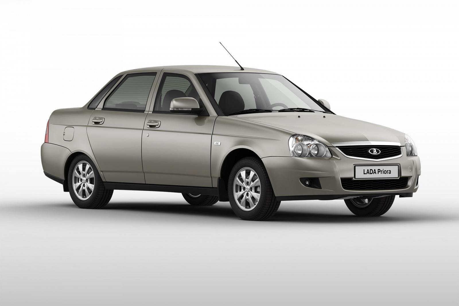 Лада Priora оказалась самым продаваемым авто вКазахстане