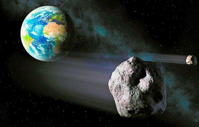 Астероиды могут обрушиться наЗемлю влюбой момент— Ученые