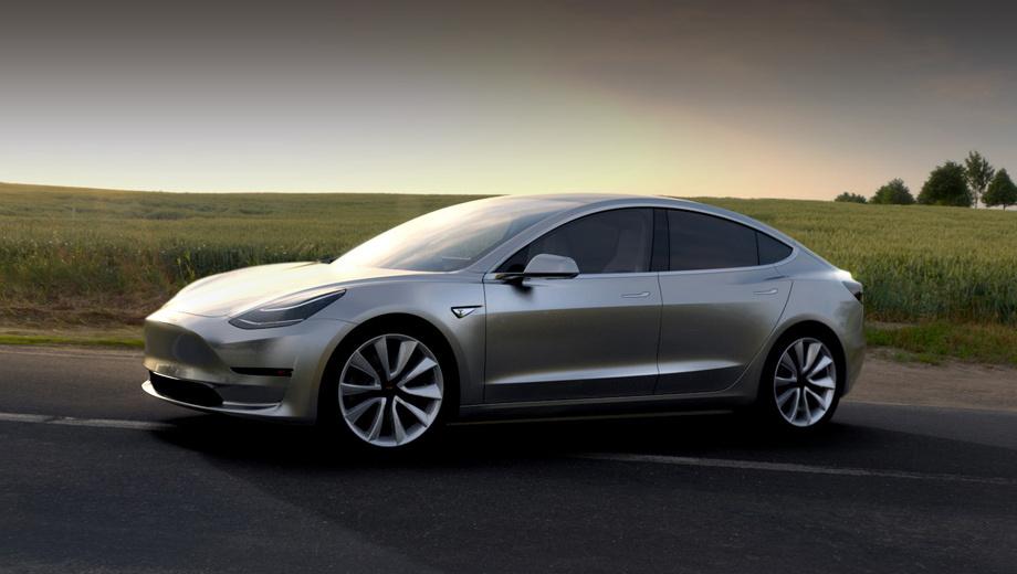 Обещанного два года ожидают: заказы Tesla Model 3