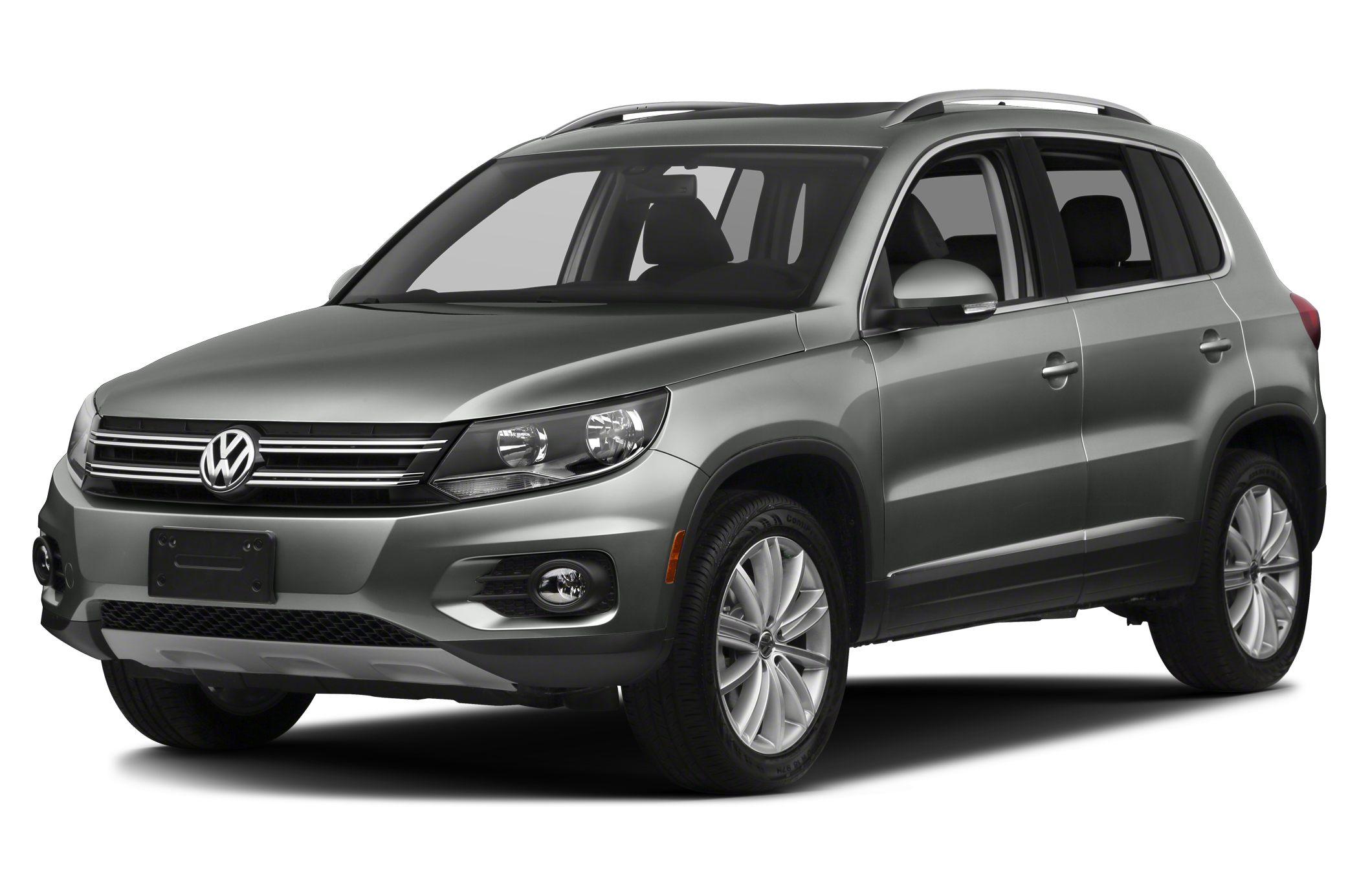 Новый VW Tiguan появится вРФ впервом квартале 2017 года