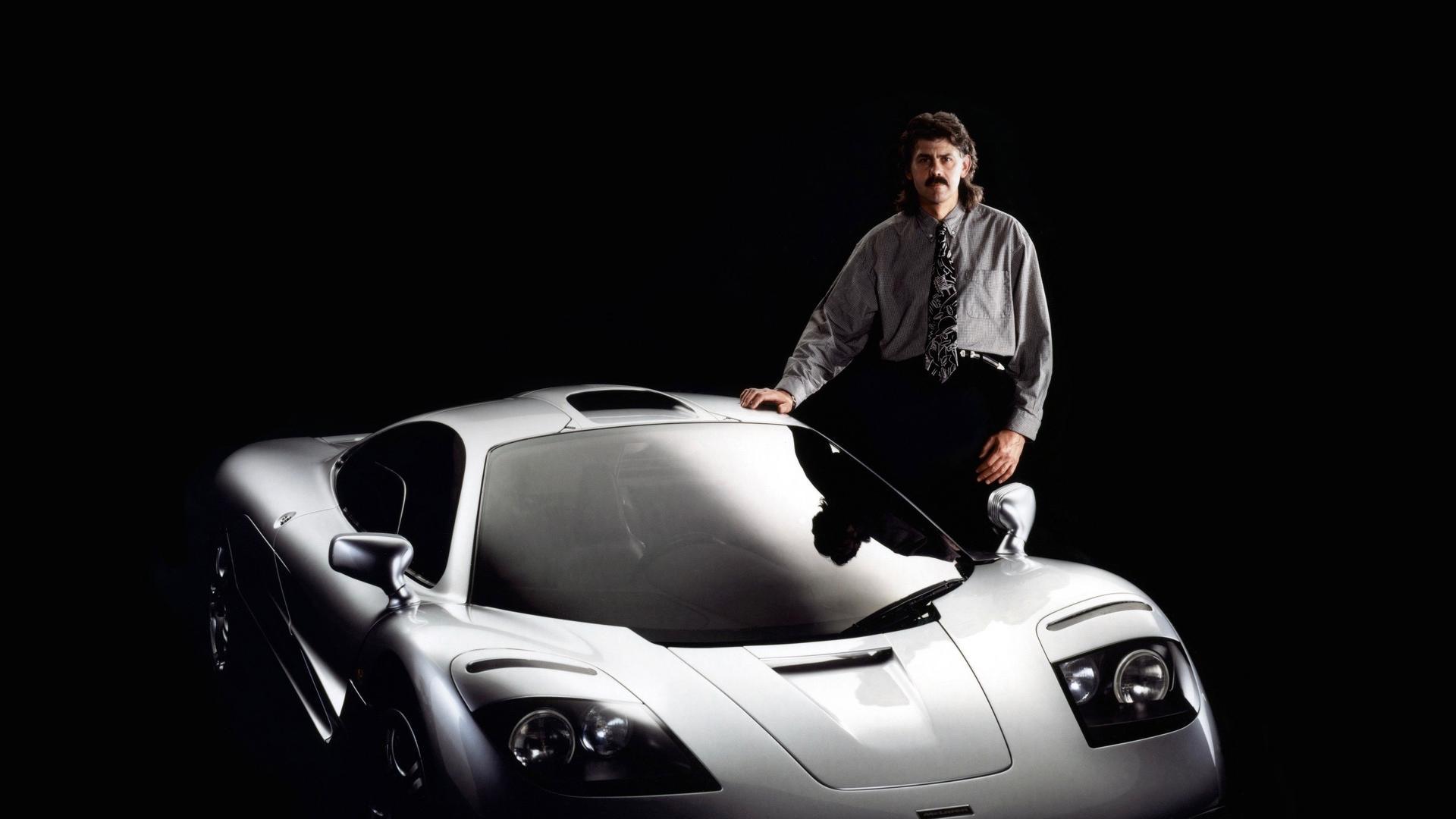 Дизайнер МакЛарен F1 Гордон Мюррей создал собственный автомобильный бренд
