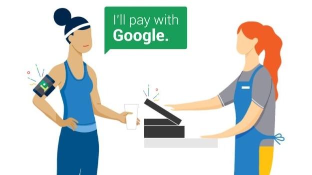 У Google появится сервис для оплаты Pay with Google