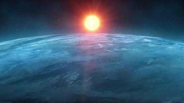 Ученые: Свет Солнца стал ярче для человеческого глаза