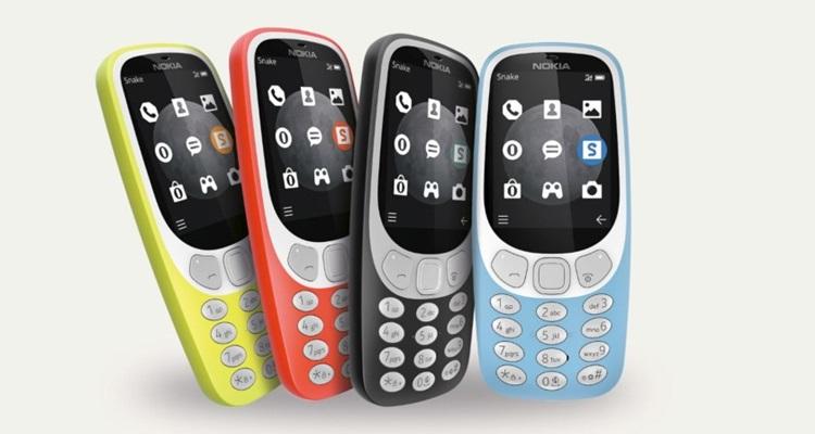 Nokia 3310 с поддержкой 3G вышла на европейский рынок