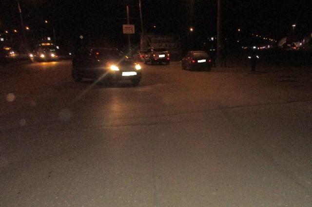 ВРыбинске при столкновении 2-х авто пострадали дети
