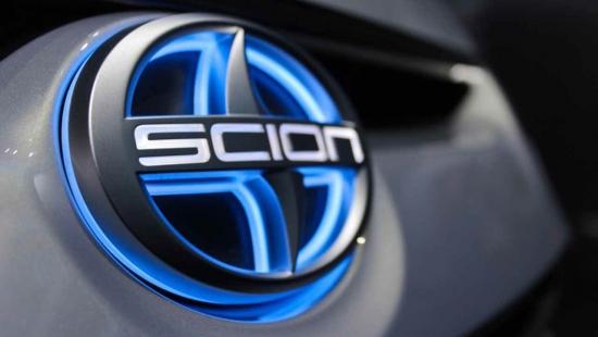 Toyota произвела ликвидацию бренда Scion