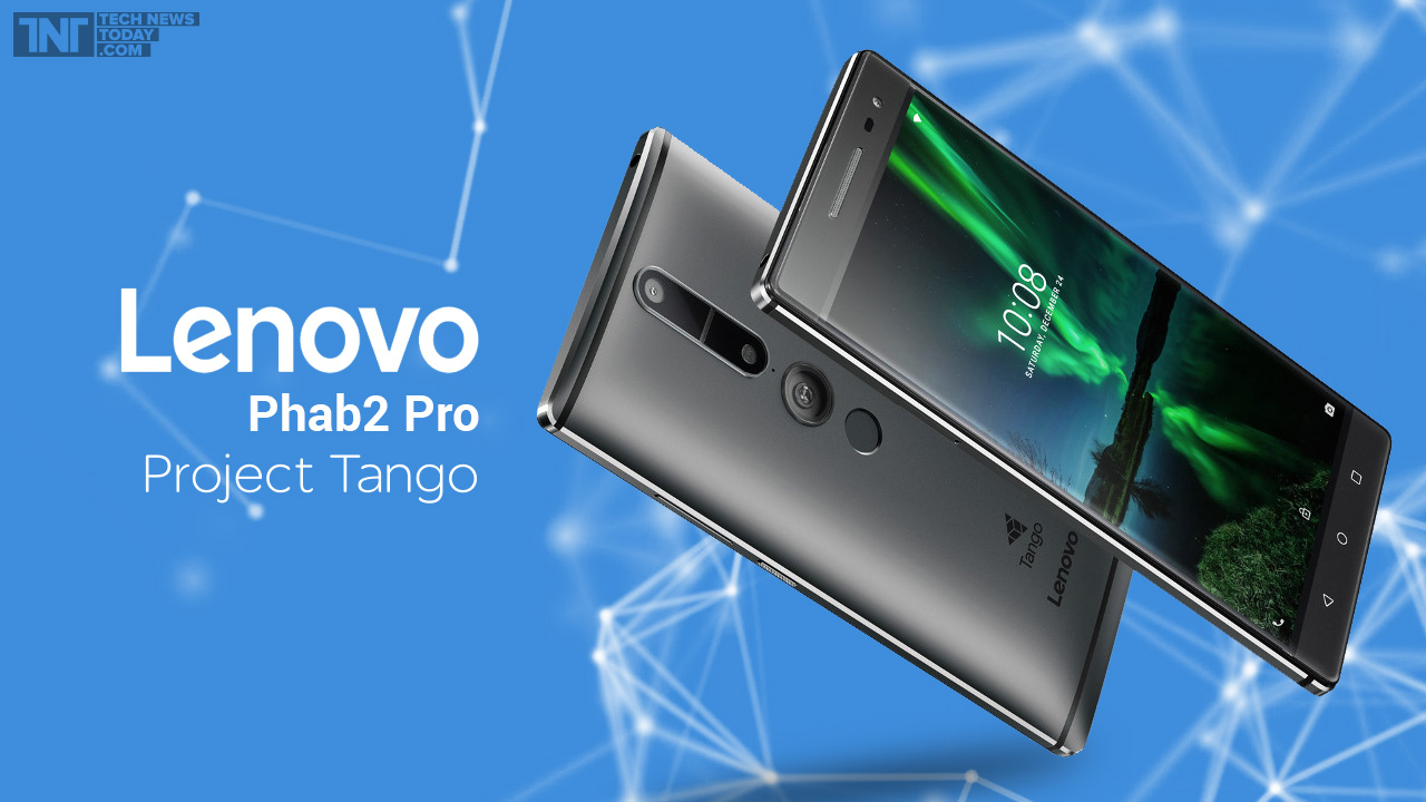 Lenovo Phab 2 иPhab 2 Plus стартуют в РФ