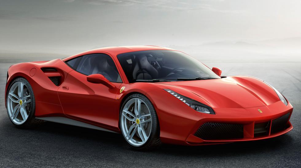 Продажа спорткаров марки «Феррари» в Российской Федерации увеличилась вдвое