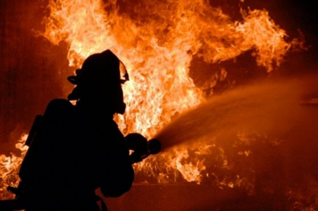 ВВолгограде пожар забрал жизнь женщины