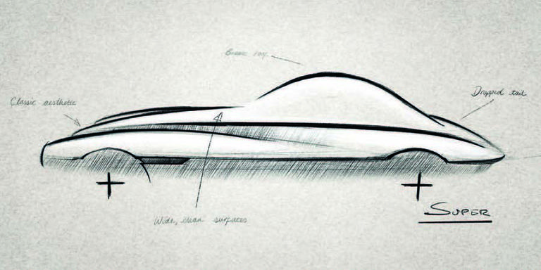 Британская компания Морган разработает новый флагманский спортмобиль
