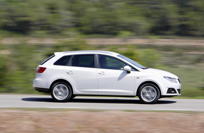 Автокомпания Сеат снимает свыпуска модель IbizaST