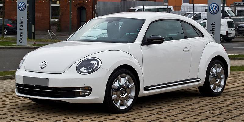 Фольксваген может заменить легендарный Beetle электромобилем