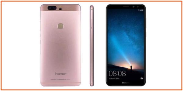Huawei Honor V10 будет представлен в 3-х модификациях