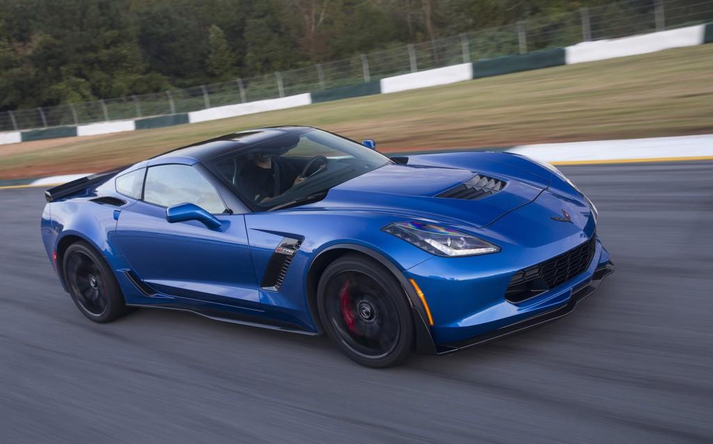 Шевроле Corvette стал скорее благодаря перенастройке подвески
