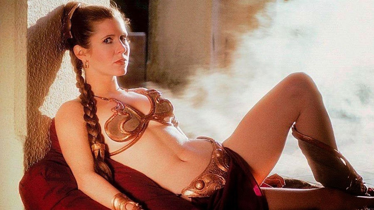 Star wars pussy erotic pic