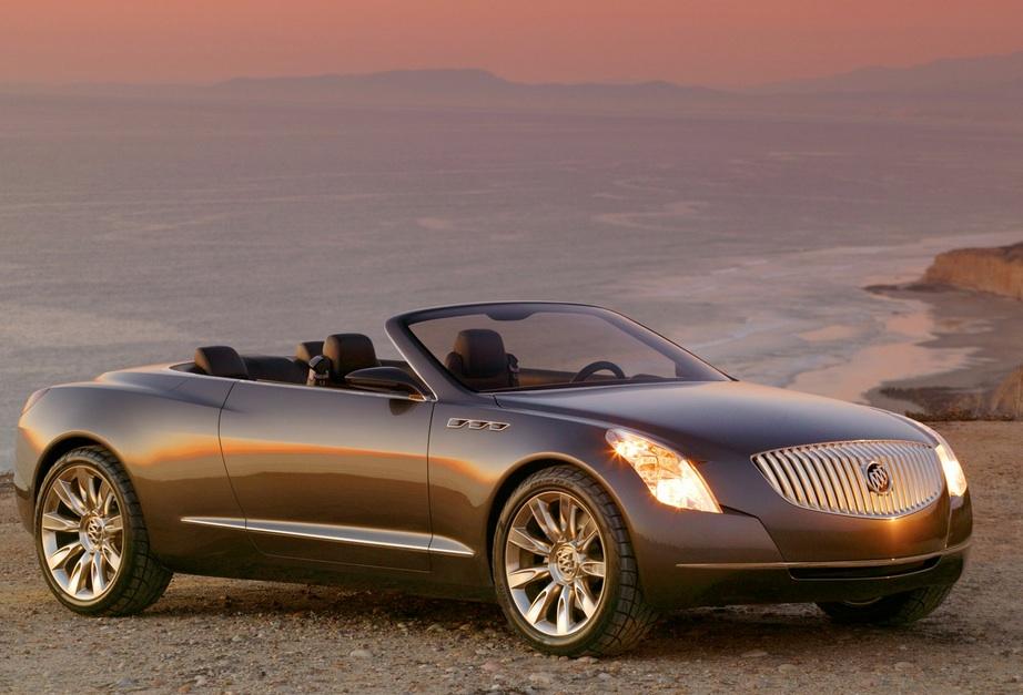 Buick обнародовал 1-ый тизер концепта Velite