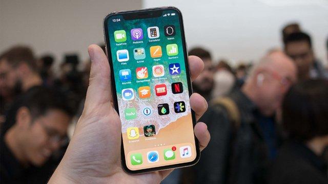 «Связной» проинформировал об результатах предзаказа нановый iPhone X