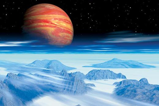 Учёные поведали, какбы ощущал себя человек надругой планете