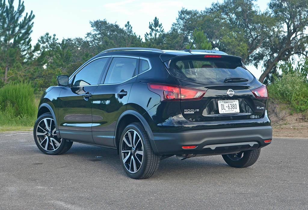 Компактный кроссовер Nissan Rogue Sport 2017 модельного года прошел дорожные испытания