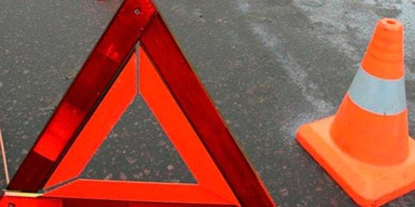 19-летний шофёр без прав сбил 2-х пешеходов и пропал