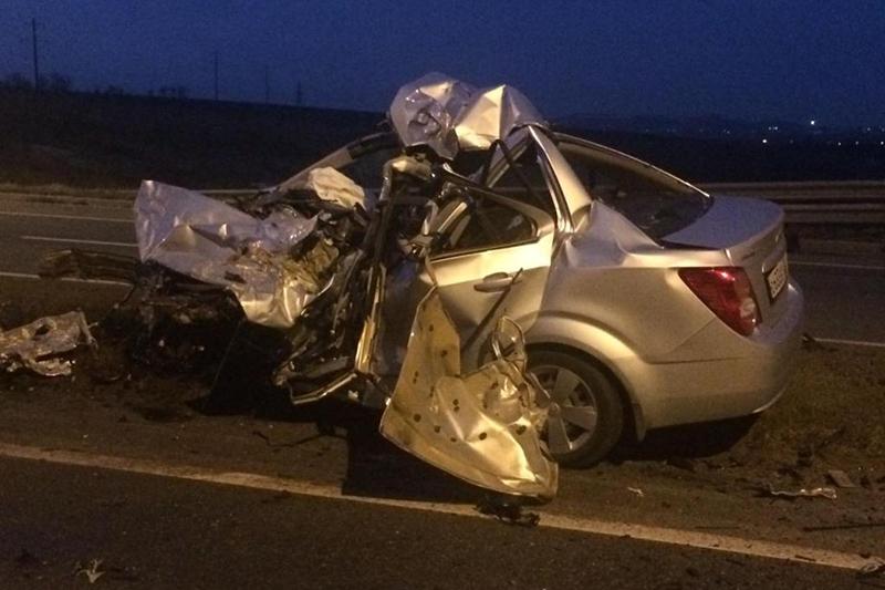 ВБелгородской области вДТП умер  22-летний шофёр